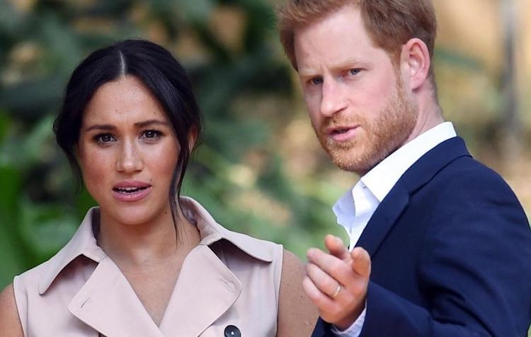 Harry Meghan sotto accusa